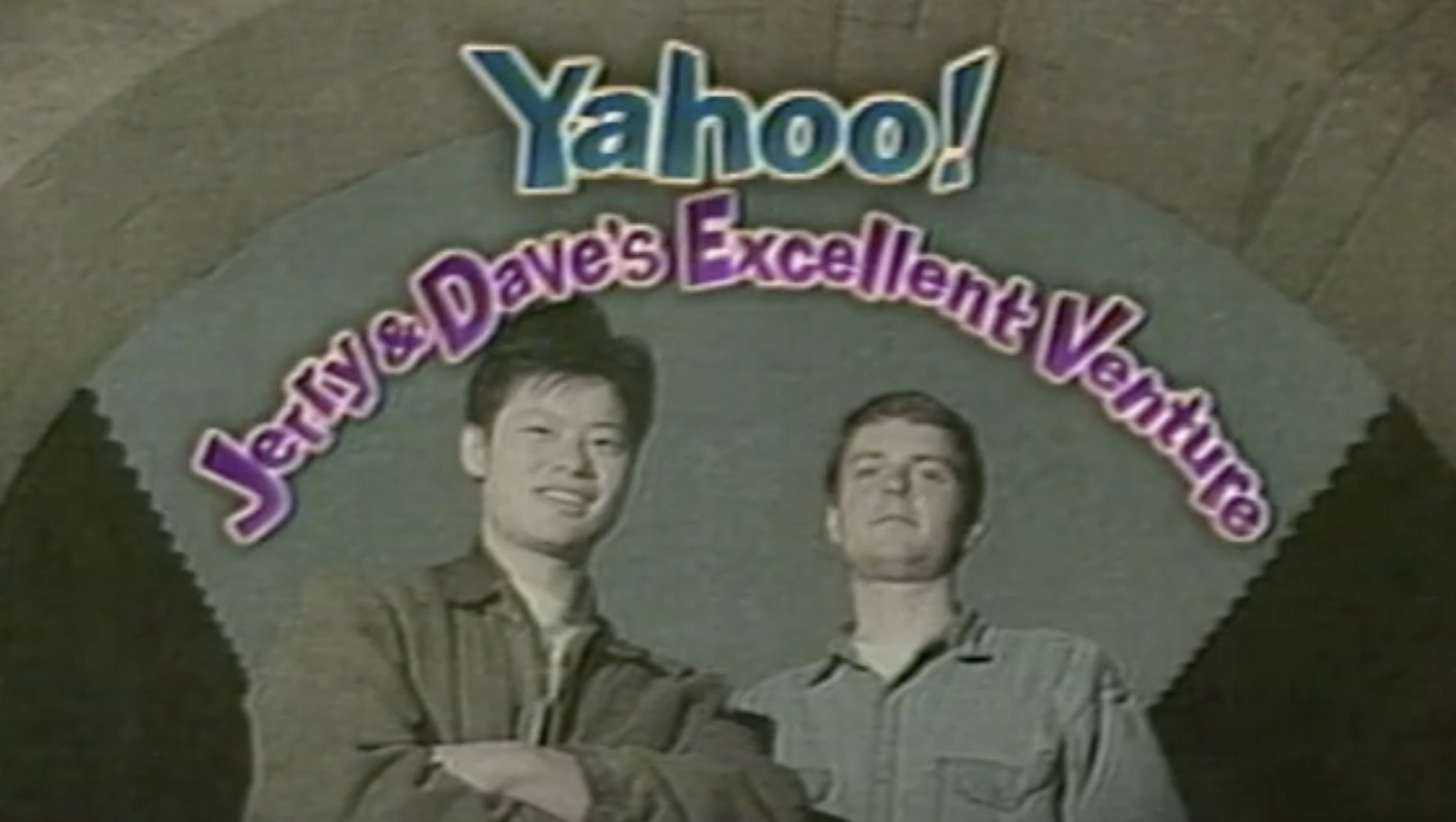 """In January 1994, two Stanford University graduate students — Jerry Yang and David Filo — created a web directory named """"Jerry and David̵"""